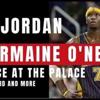 Jermaine O Neal on Jordan, Bird, Larry Bird, Malice at the Palace, Reggie Miller and more
