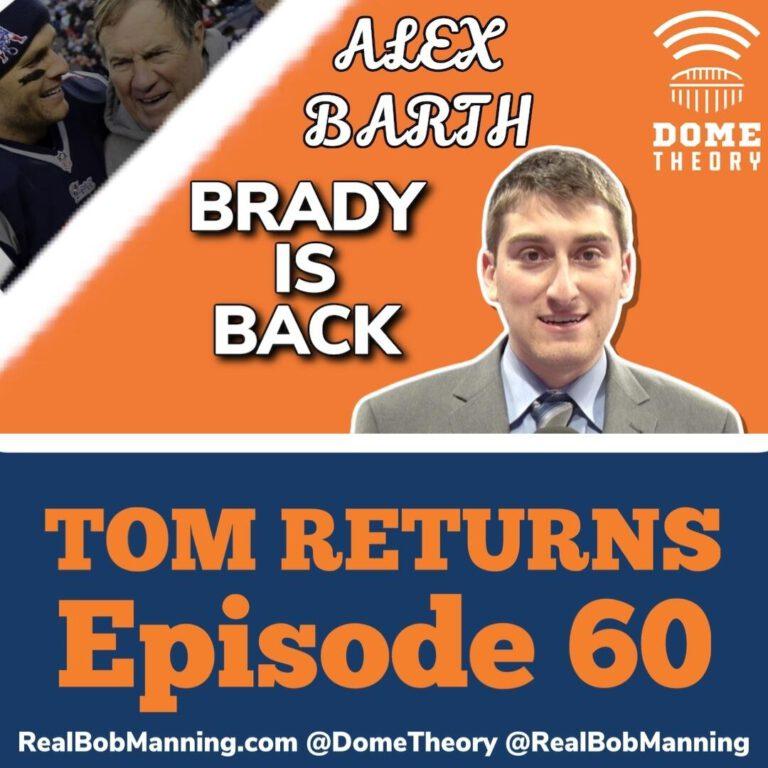 60: Tom Brady returns to New England for Buccaneers vs Patriots