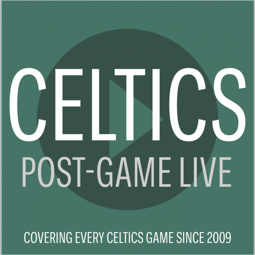 Celtics Post Game Live - Powered by BetOnline
