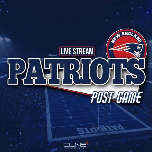 patriots postgame live